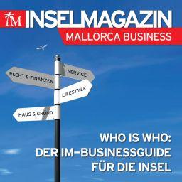 Das Inselmagazin Who is Who Businessguide und Branchenführer Mallorca